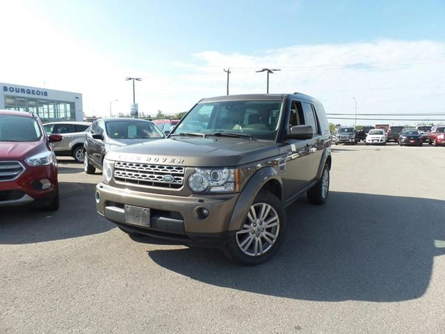 2011 Land Rover LR4 LUX 5.0L V8 in Midland, Ontario