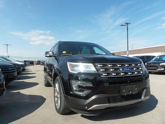 2016 Ford Explorer LIMITED 3.5L V6 in Midland, Ontario