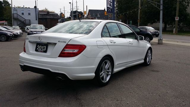 2013 mercedes benz c class c 300 4matic leather sunroof kitchener ontario car for sale. Black Bedroom Furniture Sets. Home Design Ideas