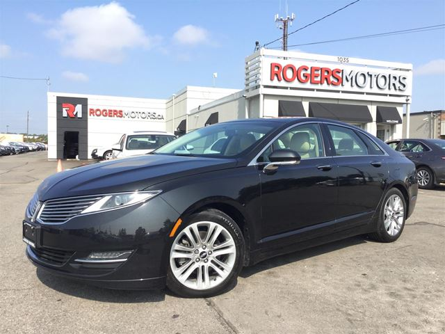 2014 LINCOLN MKZ AWD - NAVI - REVERSE CAM - BLINDSPOT ASSIST in Oakville, Ontario