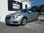 2013 Chevrolet Cruze SEDAN LT TURBO 1.4 L in Halifax, Nova Scotia