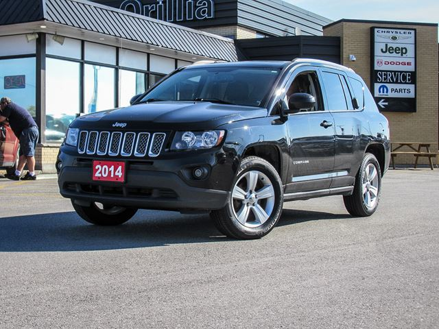2014 Jeep Compass North 4x4 in Orillia, Ontario