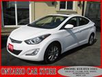 2016 Hyundai Elantra SE SPORT SUNROOF !!! NO ACCIDENTS!!! in Toronto, Ontario