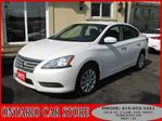 2013 Nissan Sentra S BLUETOOTH !!! NO ACCIDENTS!!! in Toronto, Ontario