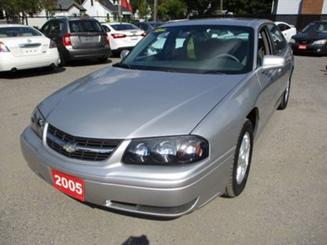 2005 Chevrolet Impala 'GREAT VALUE' LS MODEL 5 PASSENGER 3.8L - V6..  in Bradford, Ontario
