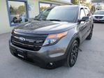 2015 Ford Explorer LOADED SPORT EDITION 6 PASSENGER 3.5L - ECO-BOO in Bradford, Ontario