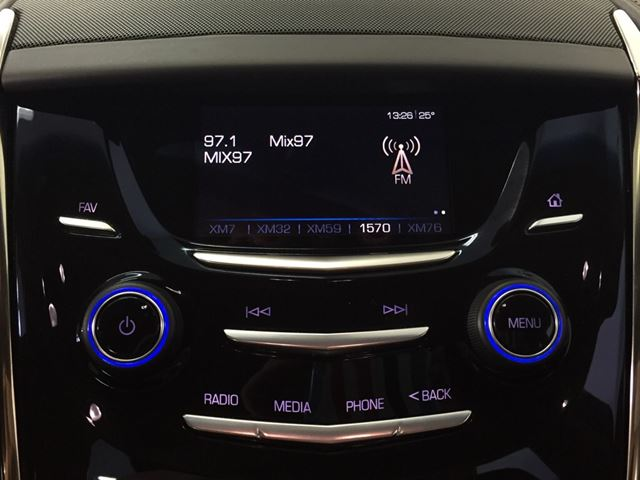 2014 cadillac ats how to remote start