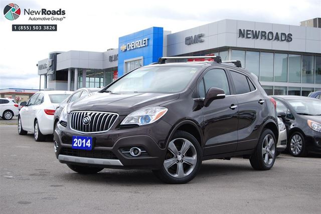 2014 BUICK ENCORE Leather Leather in Newmarket, Ontario
