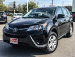 2015 Toyota RAV4 LE LE-ONE OWNER! in Cobourg, Ontario