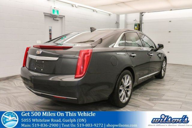 2016 cadillac xts leather heated cooled seats remote start rear park assist wireless. Black Bedroom Furniture Sets. Home Design Ideas