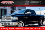 2014 Dodge RAM 1500 Longhorn 4x4 Diesel Crew w/6.3ft.Box Protect.,Trailer Tow Mirrors Pkgs in Thornhill, Ontario