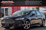 2015 Ford Fusion SE Nav. Backup_Cam HeatSeats RearParkAid Bluetooth PwrSeats 18Alloys in Thornhill, Ontario