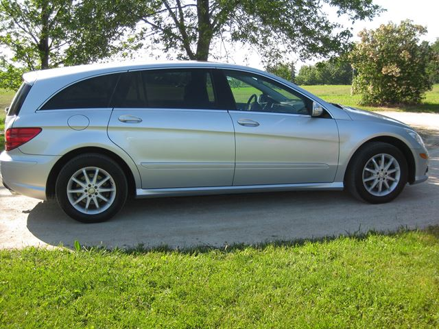 2008 MERCEDES-BENZ R-CLASS 4dr 3.0L CDI in Mississauga, Ontario