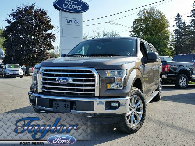 2016 Ford F-150 XLT *1 OWNER* *302A PKG* *NAV* in Port Perry, Ontario