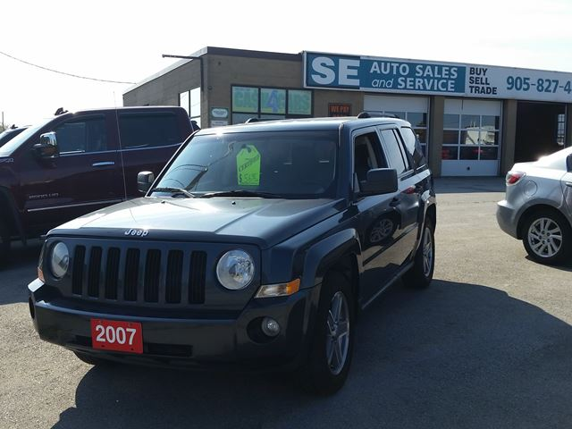 2007 JEEP PATRIOT Sport in Oakville, Ontario