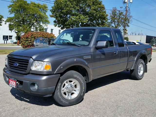 2008 FORD RANGER Sport RWD **Great Condition No Rust Oil Sprayed Low Low KMS!!** in Cambridge, Ontario