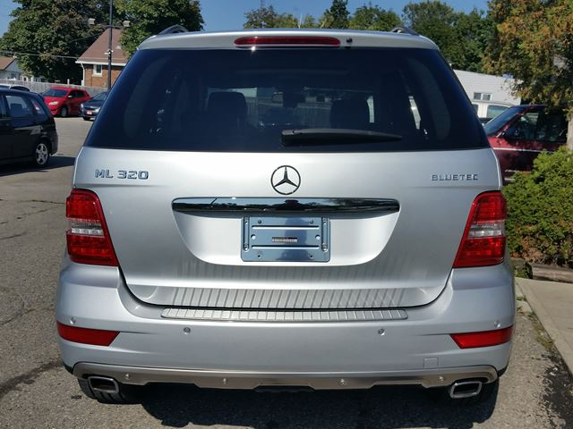 Used 2009 mercedes benz m class bluetec with navi all for 2009 mercedes benz m class