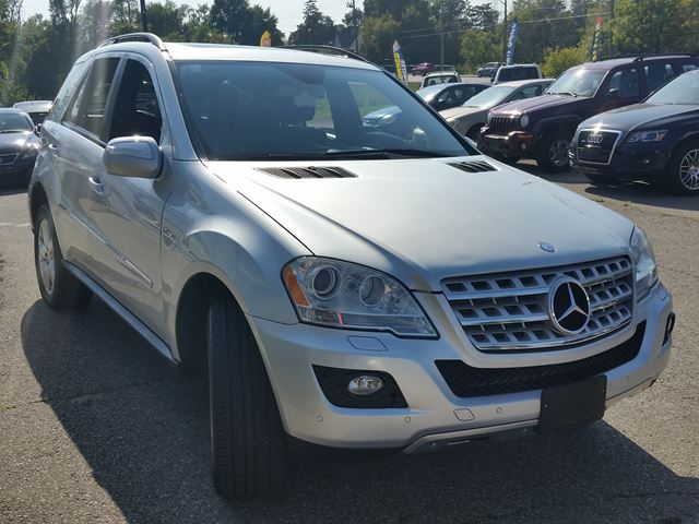 2009 mercedes benz m class bluetec with navi all service for 2009 mercedes benz m class