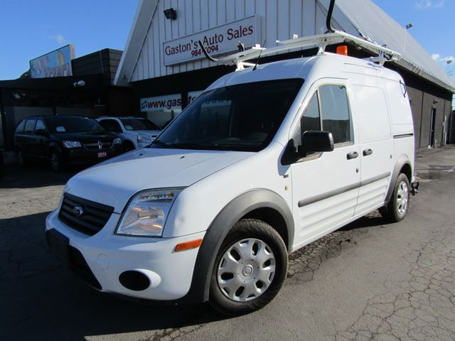 2011 Ford Transit Connect GET THE JOB DONE! in St Catharines, Ontario