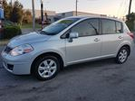 2009 Nissan Versa 1.8 SL, AUTOMATIC, POWER GROUP, ALLOYS, ONLY 88 KMS in Ottawa, Ontario