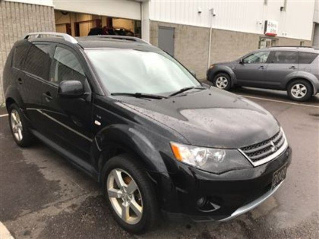 2009 Mitsubishi Outlander XLS New Timing Belt, Leather, New Brakes in Thunder Bay, Ontario