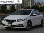 2014 Honda Civic Sedan Touring CVT in Vancouver, British Columbia