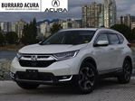 2017 Honda CR-V Touring AWD in Vancouver, British Columbia