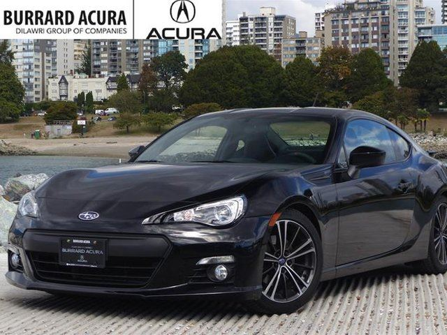 2014 SUBARU BRZ Sport-Tech at in Vancouver, British Columbia