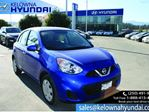 2016 Nissan Micra SV 4dr Hatchback in Kelowna, British Columbia