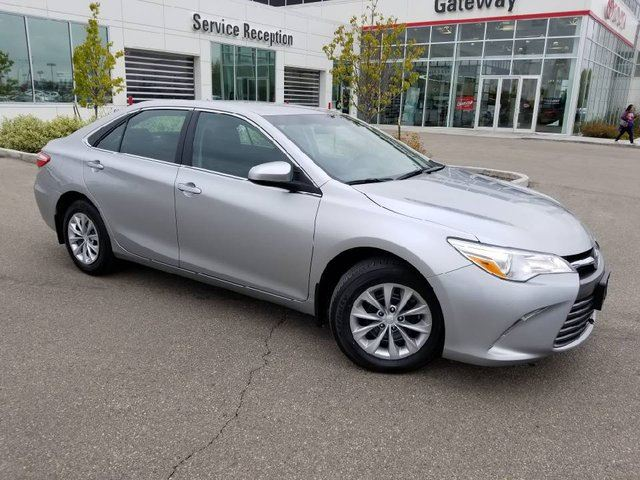 2016 TOYOTA CAMRY LE Backup Cam. Touch Screen Audio in Edmonton, Alberta
