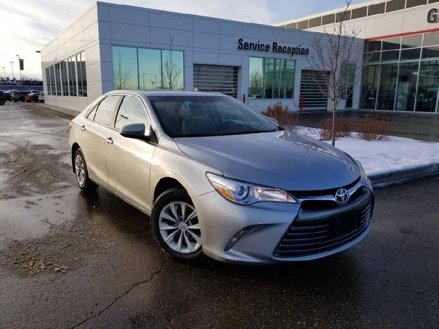 2016 TOYOTA CAMRY LE Backup Cam. Bluetooth, USB/AUX in Edmonton, Alberta