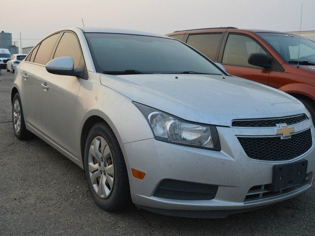 2012 CHEVROLET CRUZE LT Turbo in Edmonton, Alberta