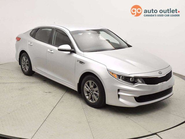 2016 KIA OPTIMA LX ECO Turbo in Edmonton, Alberta