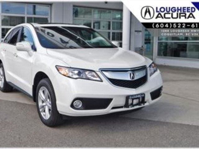 2014 ACURA RDX Tech * Navigation* in Coquitlam, British Columbia