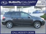 2015 Subaru Forester 2.5i Limited Package in Calgary, Alberta