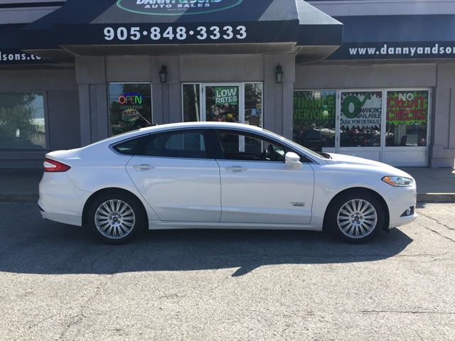 2014 FORD FUSION SE LUXURY in Mississauga, Ontario