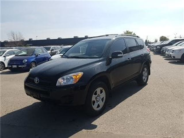 2011 TOYOTA RAV4 Base ONLY 76,000 KMS !!! in Concord, Ontario