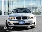 2012 BMW 1 Series Cabriolet in Langley, British Columbia