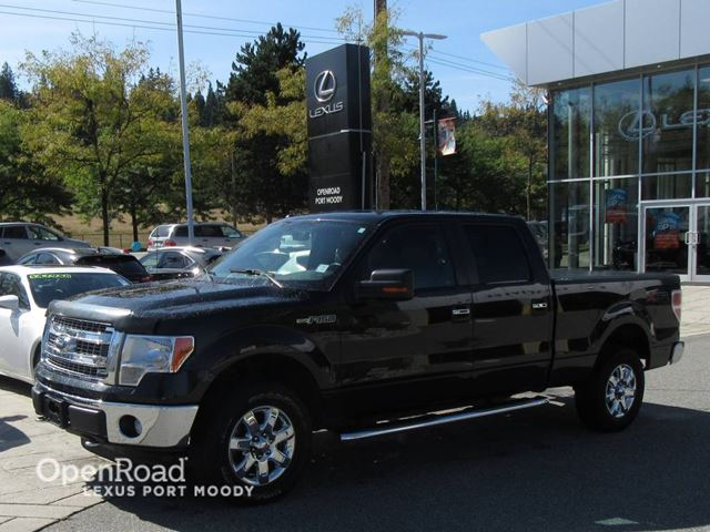 2013 Ford F-150 XLT - 5.0 V8  - New Tires -  Heated Front Seats in Port Moody, British Columbia