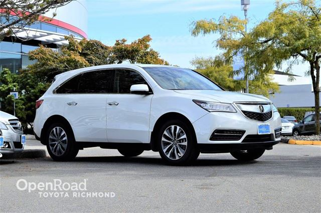 2015 ACURA MDX Nav Pkg in Richmond, British Columbia