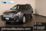 2013 Subaru Outback 2.5i Touring 1.9% in St Leonard, Quebec