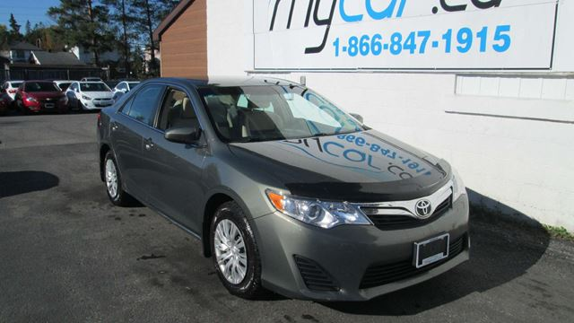 2013 Toyota Camry LE in Richmond, Ontario
