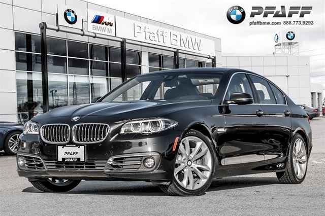 2014 BMW 5 SERIES xDrive in Mississauga, Ontario