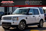 2011 Land Rover LR4 LUX 4X4 TriPaneSunroof Nav. Leather harman/karodn 20Alloys in Thornhill, Ontario