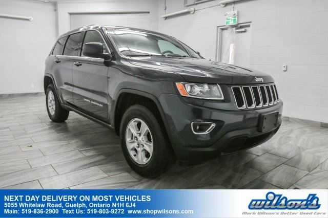 2016 jeep grand cherokee laredo 4wd touch screen power driver 39 s seat dual climate zones 17. Black Bedroom Furniture Sets. Home Design Ideas