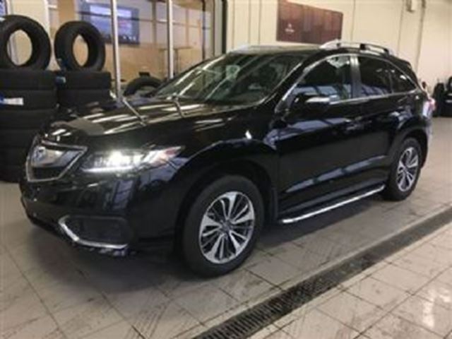 2017 ACURA RDX Elite AWD in Mississauga, Ontario