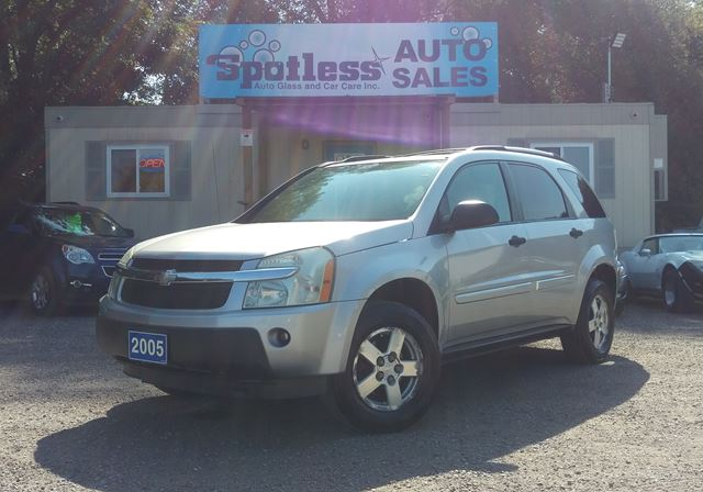 2005 CHEVROLET EQUINOX           in Whitby, Ontario