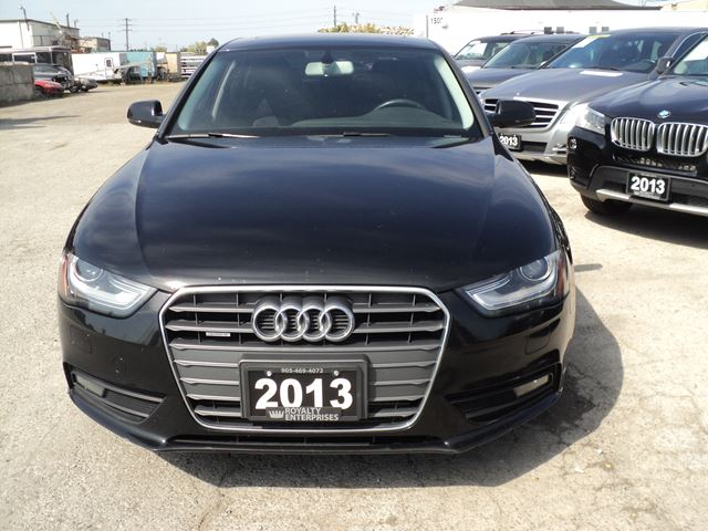 Used 2013 audi a4 premium leather sun roof for Sun motor cars audi