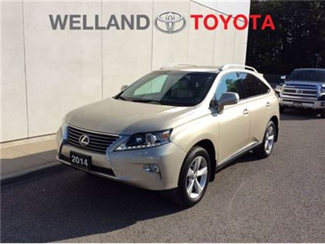 2014 LEXUS RX 350 premium in Welland, Ontario