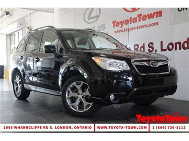 2015 Subaru Forester 2.5i LIMITED LEATHER NAVIGATION MOONROOF in London, Ontario